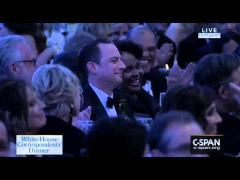 President Obama digs into RNC Chairman Reince Priebus.