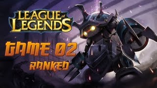 League of Legends Ranked Game 2 - Full Metal Rammus