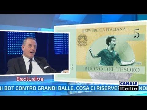 Sovranità monetaria: l'economista Carlo Botta spiega i MINI BOT | Notizie Oggi Lineasera (HD)