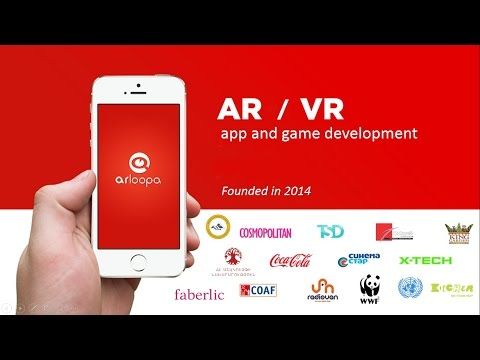 ARLOOPA | AR/VR PROJECTS
