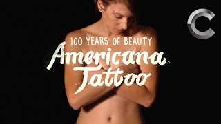 Americana Tattoo (Casey) | 100 Years of Beauty - Ep 14 | Cut