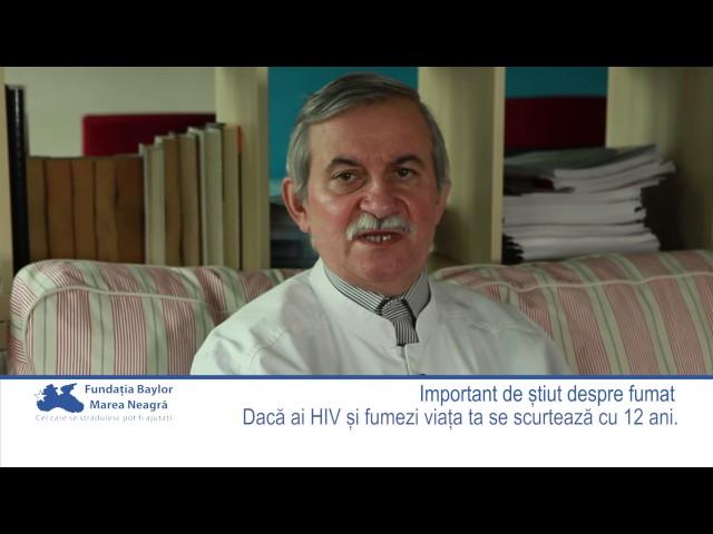 Dr. Emanoil Vasiliu ne spune cu cât ne scurtează viaţa fumatul
