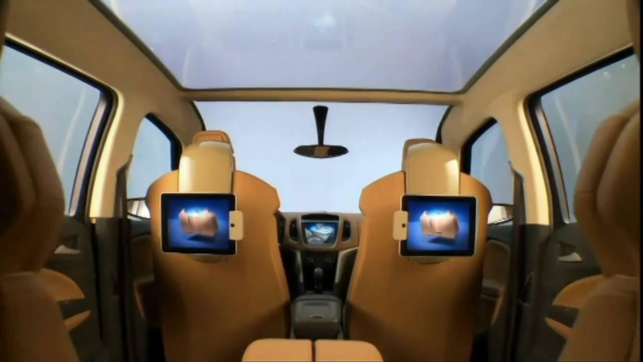 Opel zafira tourer concept interior geneva 2011 youtube for Interior zafira tourer