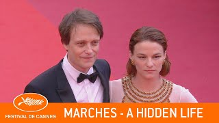 A HIDDEN LIFE - Les Marches - Cannes 2019 - VF