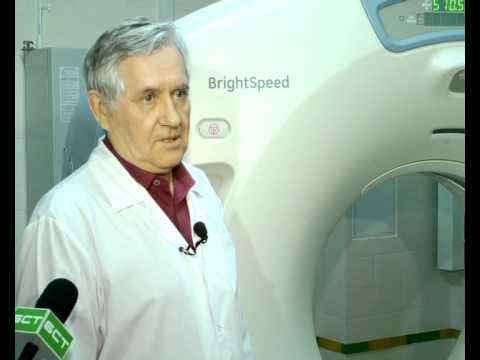 В городской больнице №2 заработал томограф (Братск)