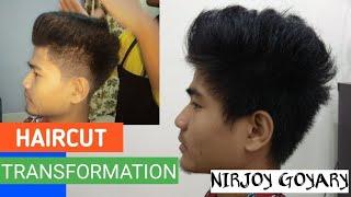 Herren Haarschnitt Transformation | Trendigen Haarschnitt 2019 | Von Mittel-Zu Kurz