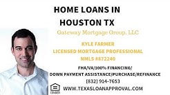 Home Loans in Houston TX