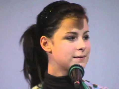 lena meyer landrut live 2007 in hannover vor ihrer karriere youtube. Black Bedroom Furniture Sets. Home Design Ideas
