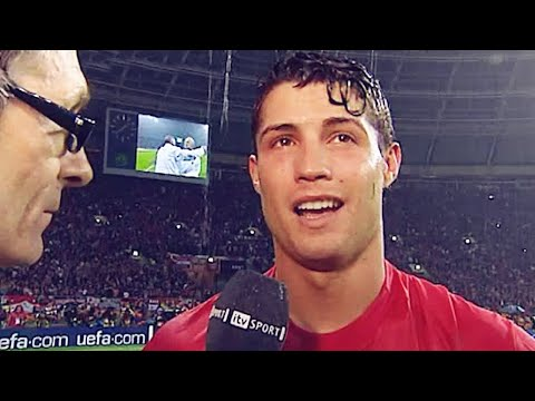 Why did Cristiano