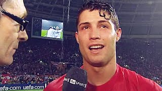 Why did Cristiano Ronaldo leave Manchester United? | Oh My Goal