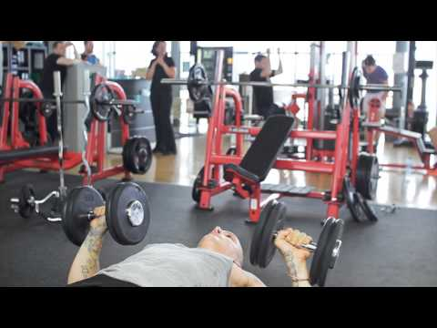 Platinum Gyms promo