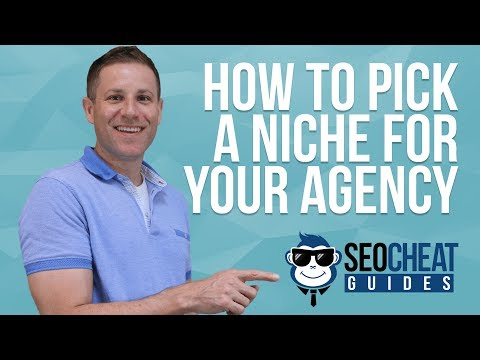 How to Pick a Niche for Your Digital Marketing Business