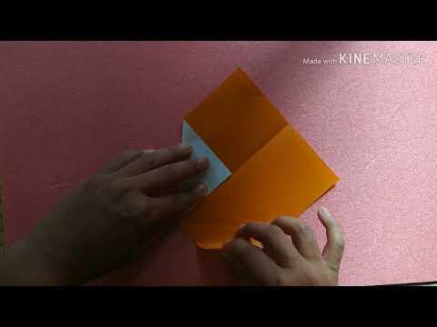 Origami Pesawat Sederhana Lv. 17