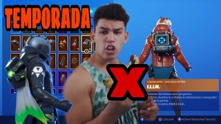 THE BEST SKIN COMBINATIONS OF THE **SEASON X (10) FORTNITE #1