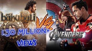 Baahubali Vs Avengers | Copy Scene | Baahubali 3 | Avengers infinity war| God Must be Crazy