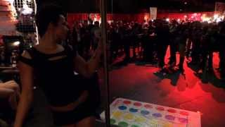 Secret Entertainment Performer - Dancing at the Regina Taboo Sex Show 2014