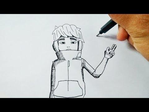Menggambar Ejen Zass versi kartun 2D Animasi Ejen Ali musim 2 | How to draw Ejen Zass 2D version