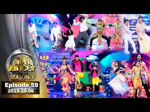 Hiru Super Dancer 2 - 06-10-2019