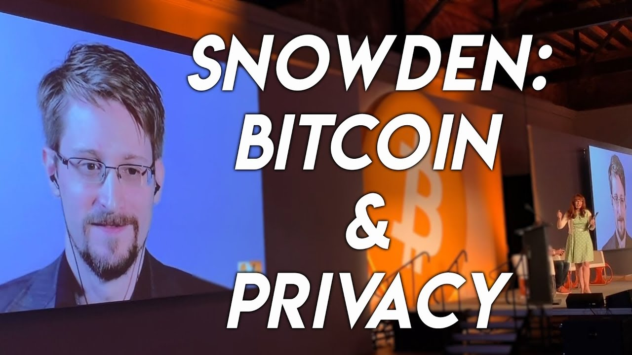 Edward snowden privacy cryptocurrency