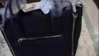 Обзор женской сумки из интернет магазина MANGO