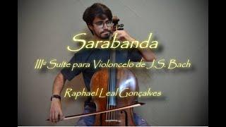 🎻 Sarabanda da Suíte III de J.S. Bach 🎼