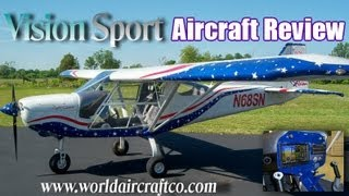 Vision Sport, World Aircraft
