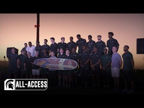 Maui Invitational | Spartans All-Access | Michigan State Basketball