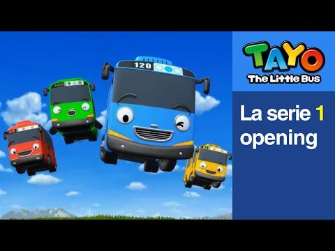 [Tayo Español La Serie 1] La Apertura