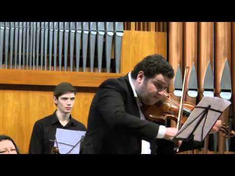Boris Dubosarschi - Violin Concerto - Ilian Garnet