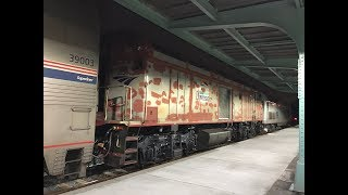 Amtrak HD 60fps: Riding Train 29 The Capitol Limited From Washington D.C. to Chicago [2019]