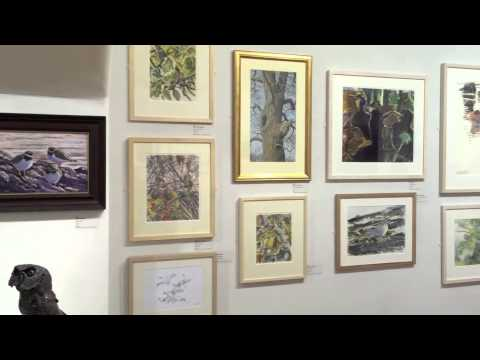 Society of Wildlife Artists 51st Annual Exhibition 2014