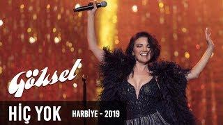 Goksel - Hi   Yok   Harbiye A  ikhava Konseri 2019 Resimi