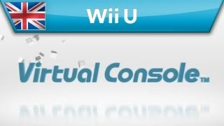 Virtual Console - Launch Trailer (Wii U)