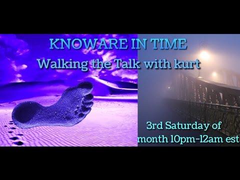 WALKING THE TALK with kurt