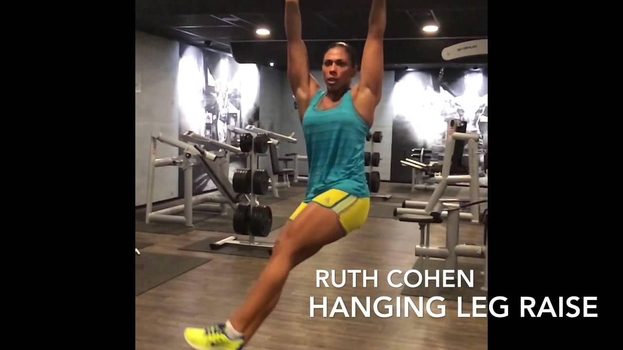 Hanging Leg Raise Fitness Motivation, Calisthenics | Ruth ...