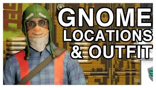 Watch Dogs 2 - All 10 Hidden Gnome Locations And Outfit!