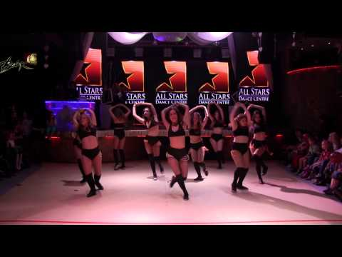Gyptian - Non Stop.Booty dance Show by Алена Македонская.All Stars Hellowen Party 2014