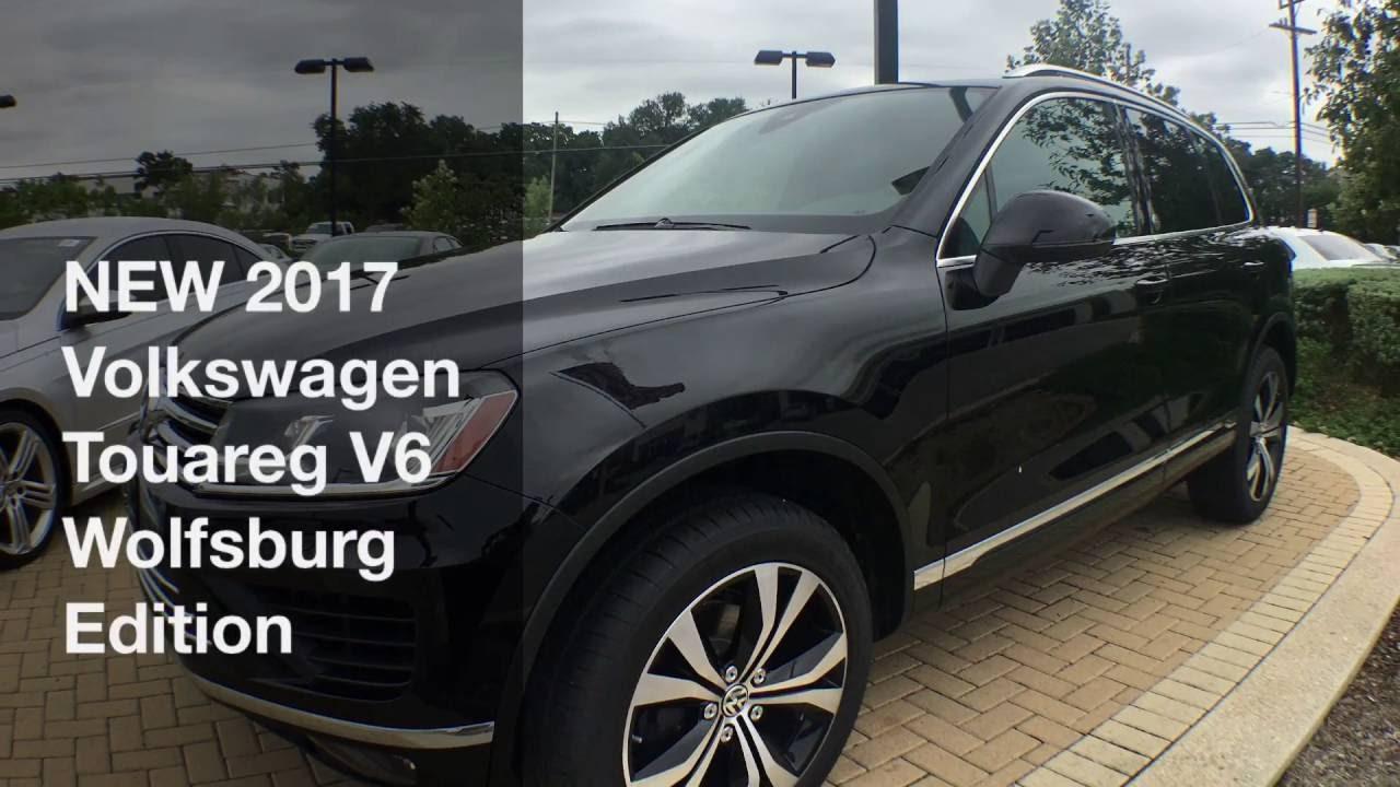 new 2017 volkswagen touareg v6 wolfsburg edition youtube. Black Bedroom Furniture Sets. Home Design Ideas