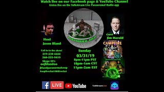 Paranormal Soup Ep 176 guest Jim Harold