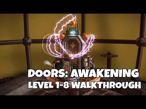 Doors: Awakening (by Snapbreak Games) Level 1-8 Walkthrough
