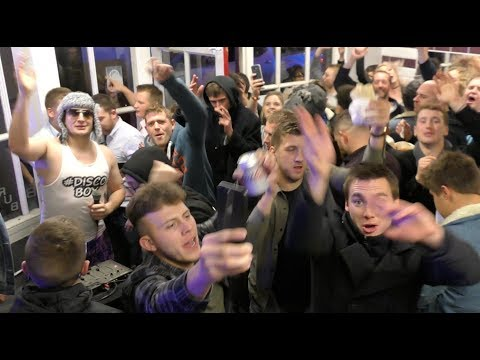 TURNED A KEBAB SHOP INTO A RAVE SCENE *it was lit af* DISCOBOY STRIKES !!!