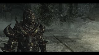 Skyrim Builds - The Praying Mantis