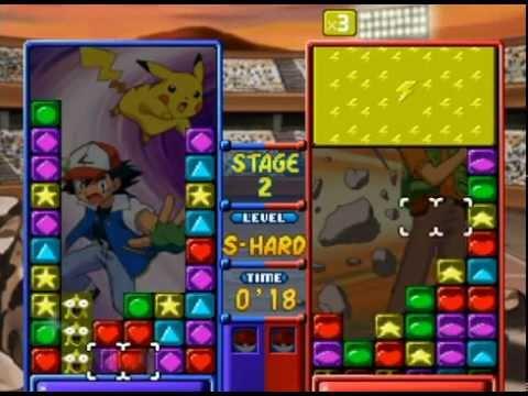 Pokemon Puzzle League: Super Hard No Retries