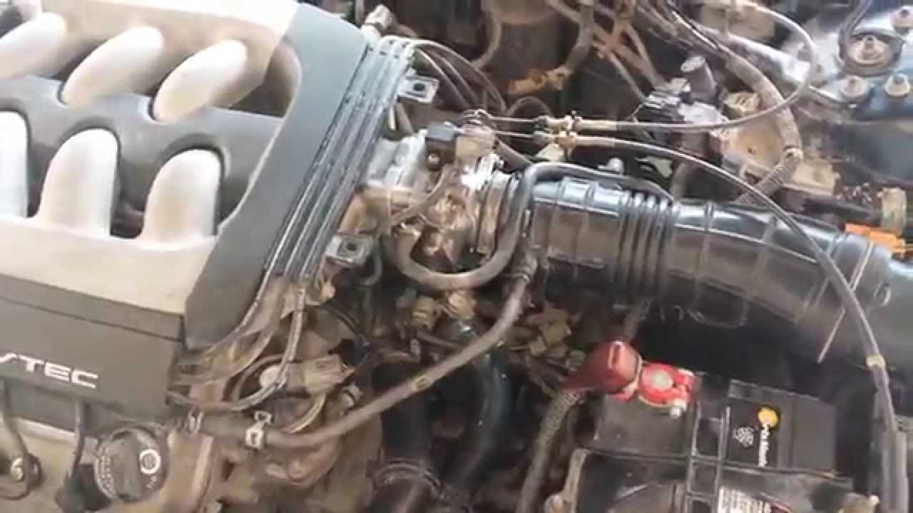 RPM Problem Honda Accord 1999 VTEC 3.0 - YouTube