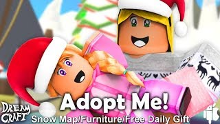 ADOP I GET THE CHRISTMAS UPDATE - ROBLOX