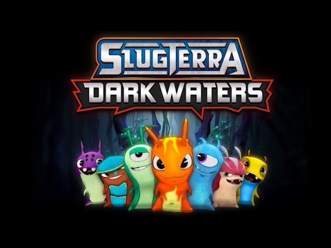 Slugterra: Dark Waters | App Gameplay
