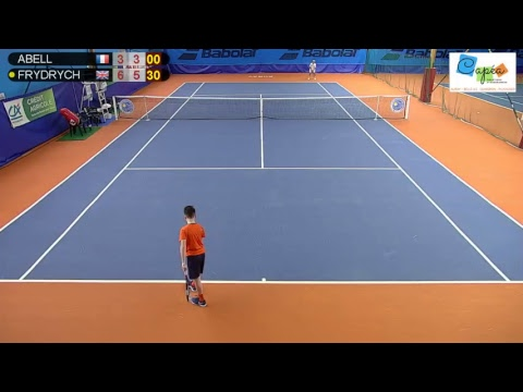 ABELL Ryan (FRA) VS FRYDRYCH Viktor (GBR) - Tennis Club Auray - Auray 1