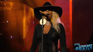 """Mary J. Blige performs """"U + Me (Love Lesson)"""" live in Baltimore"""