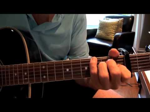 rolling in the deep adele guitar lesson