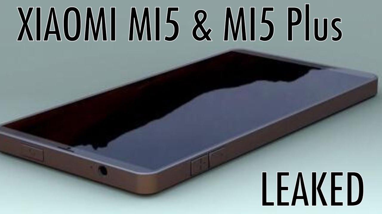 New Xiaomi Mi5  U0026 Mi5 Plus Leaked